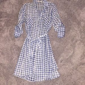 New without tags Skies are Blue Gingham Dress
